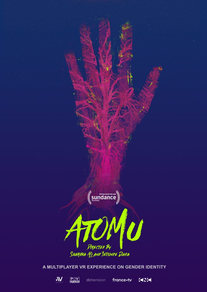 Atomu VR experience